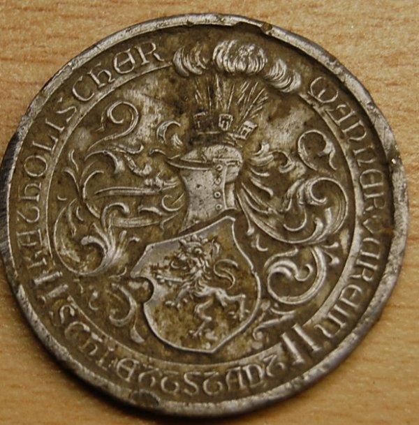 Médaille Allemande, pour la consécration d'un drapeau religieux en 1905 3194062033_1_12_UwbQyOn5